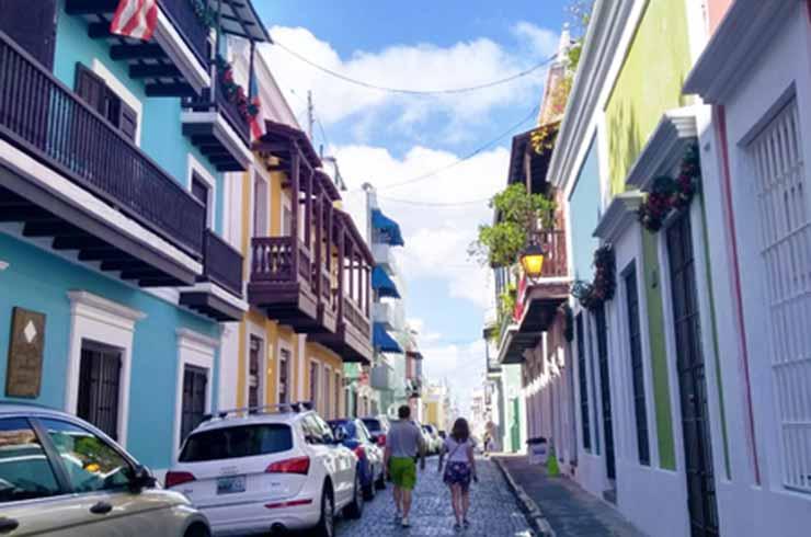 Viejo San Juan, Porto Rico