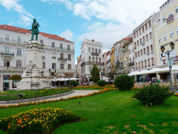 Como entrar na Universidade de Coimbra