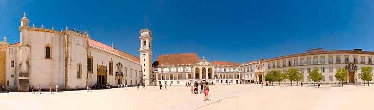 História da Universidade de Coimbra