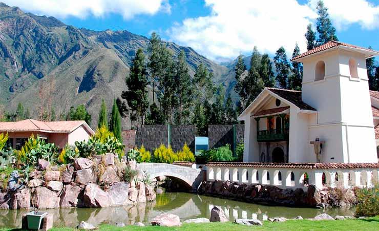História do vale sagrado dos Incas