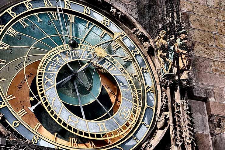 Relógio astronômico de Brno