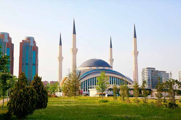 Capital da Turquia