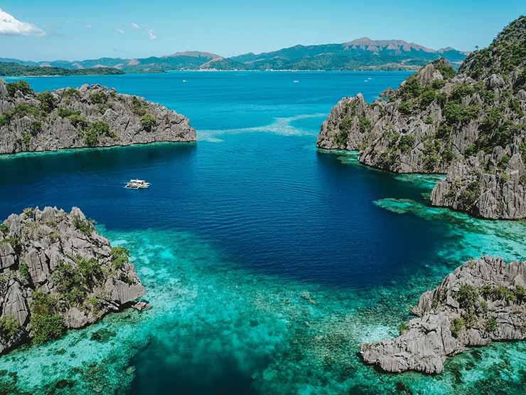 Onde ficam as Filipinas