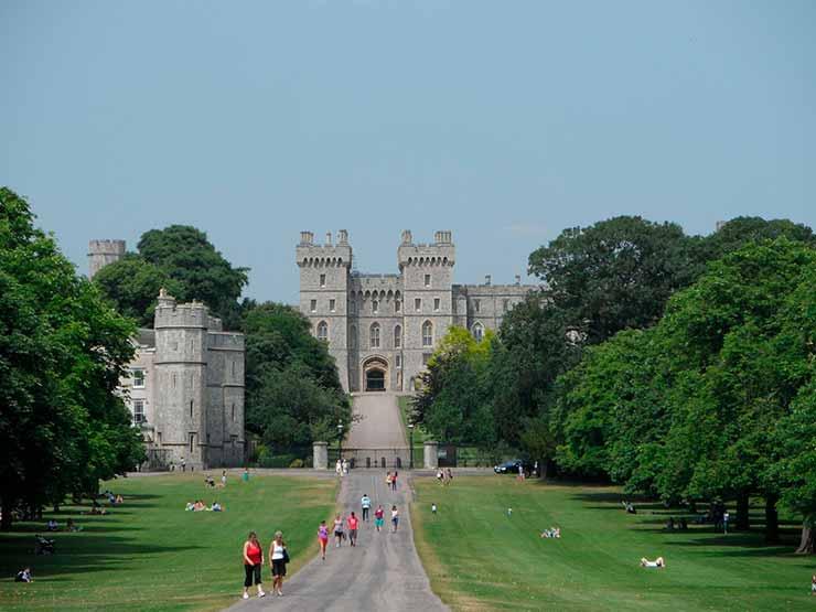 Curiosidades sobre o Castelo de Windsor