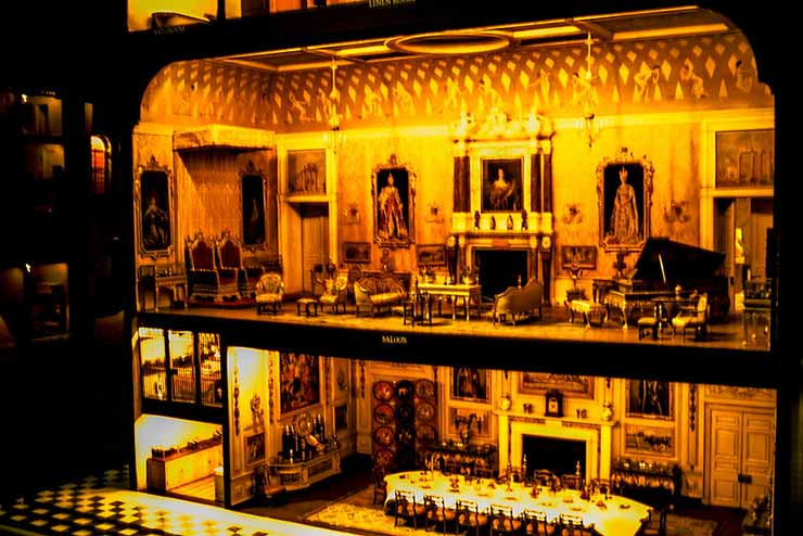 Queen Mary Dolls' House