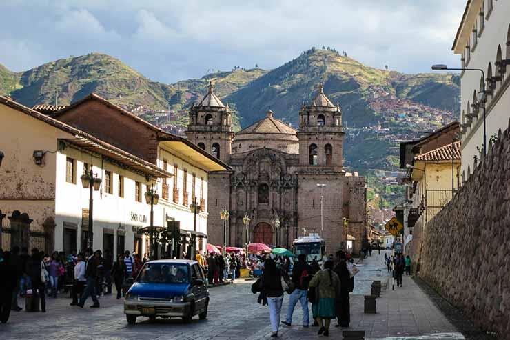 Quantas cidades tem o Peru?