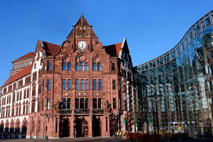 Altstadt - Cidade Antiga Dortmund