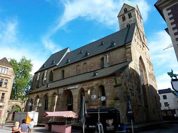 Marienkirche em Dortmund