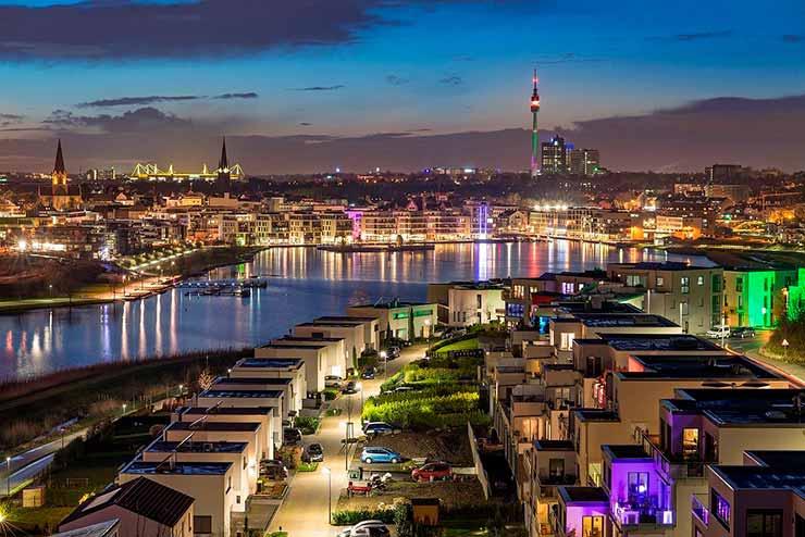 Quando conhecer a cidade de Dortmund?