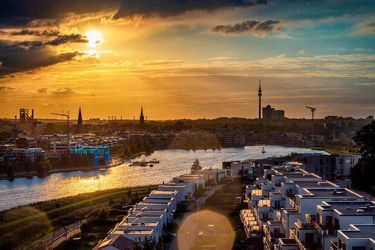 Dortmund, cidade