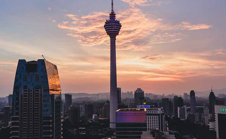 Kuala Lumpur 6. KL Tower