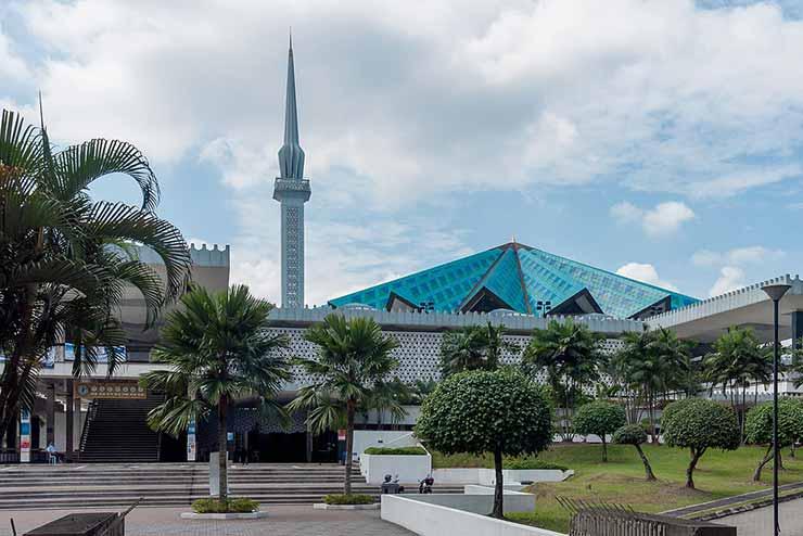 Mesquita Nacional da Malásia