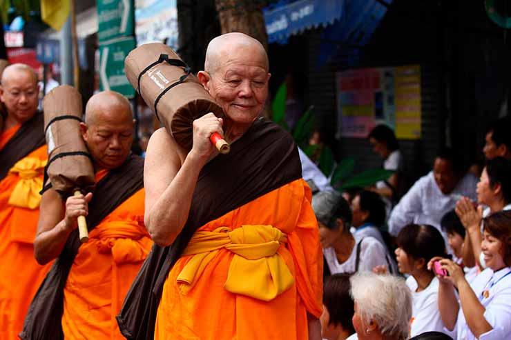 Maiores religiões do mundo: Budismo