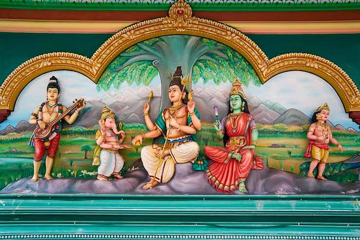 Maiores religiões do mundo: Hinduísmo