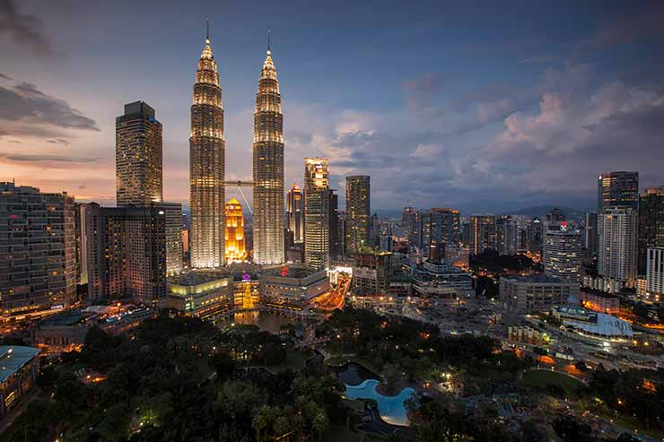 Malásia: Kuala Lumpur