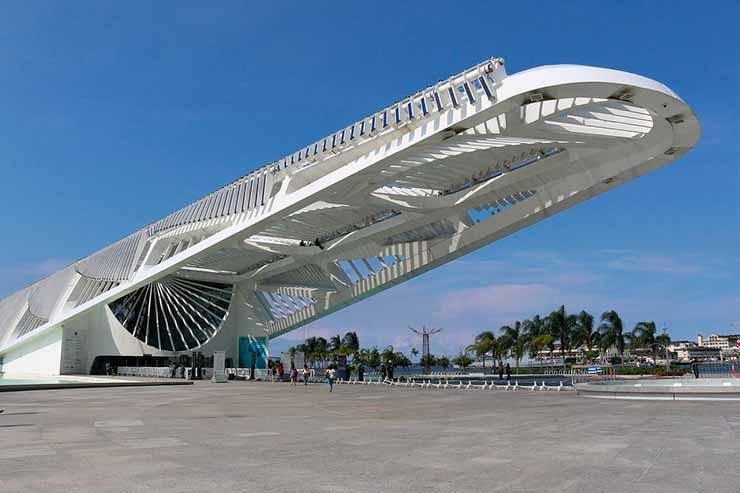 Museus no Rio de Janeiro: Museu do Amanhã
