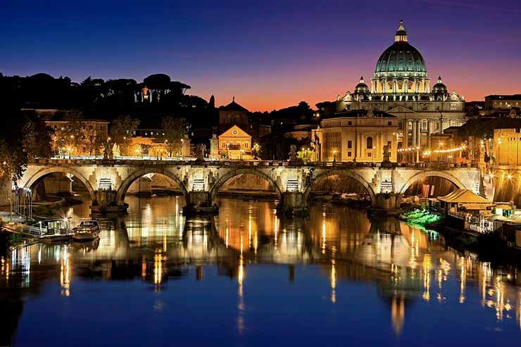 Onde fica o Vaticano