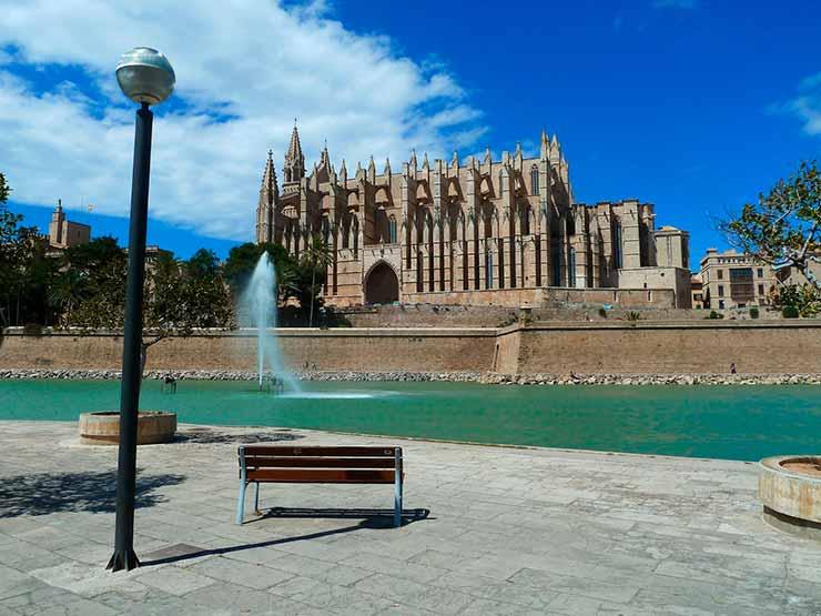 Catedral de Palma de Maiorca (La Seu)