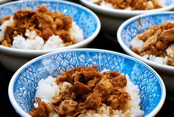 Gastronomia de Taiwan China