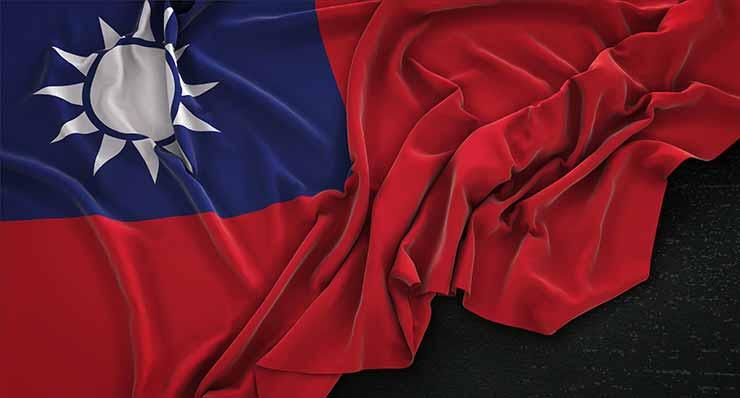 Qual é o idioma de Taiwan China