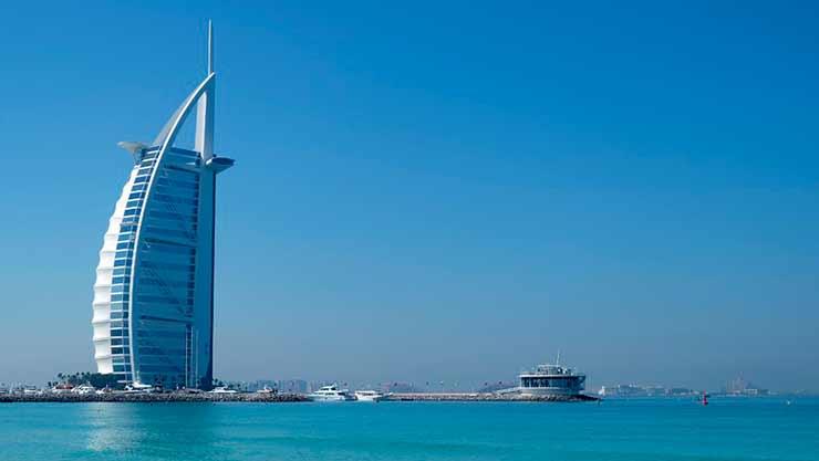 Turismo de Vacina Emirados Árabes Unidos