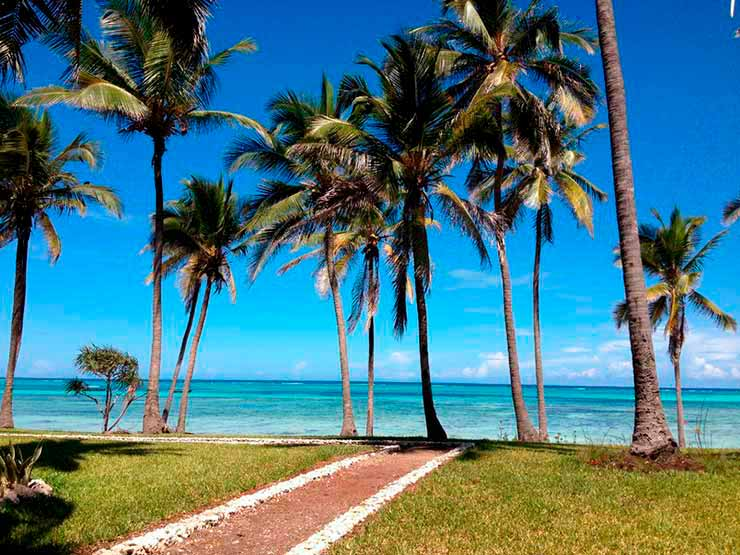 Onde se localiza Zanzibar