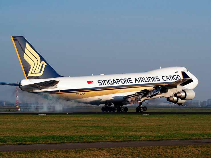 Qual o nome do Aeroporto de Singapura e sua história
