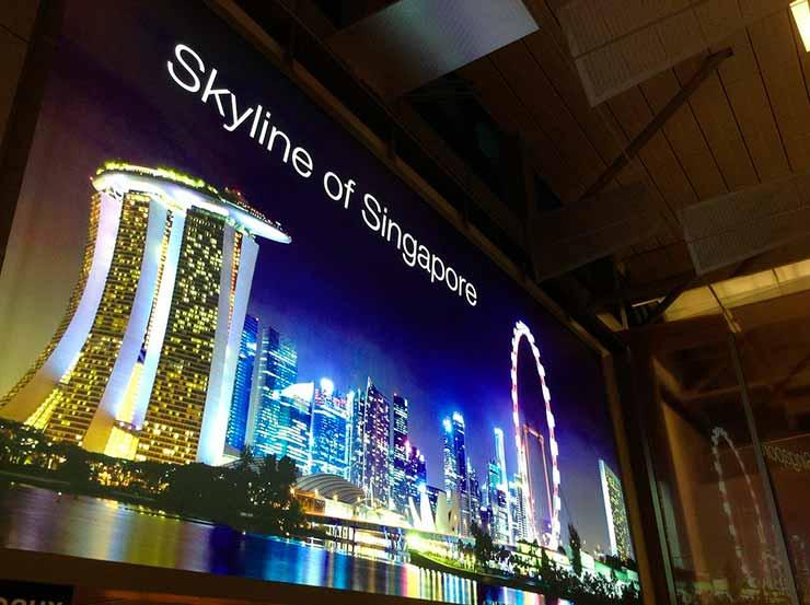 Aeroporto de Singapura