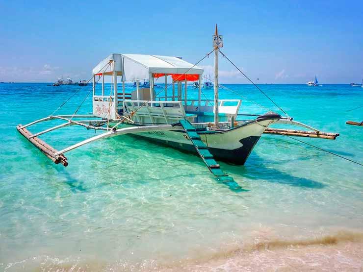 Quando ir para Boracay?