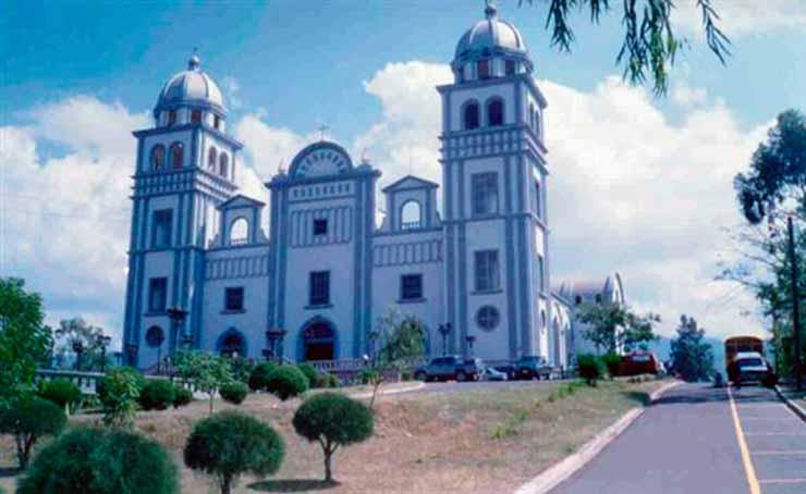 Basílica de Suyapa