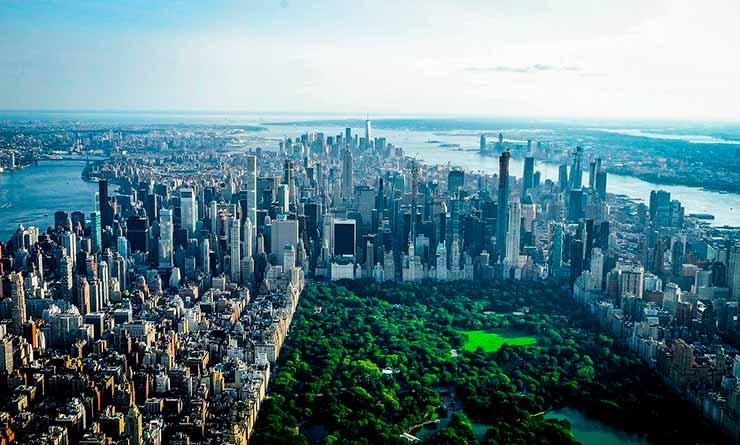 Central Park, Nova York: história