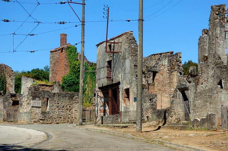 Oradour-sur-Glane - França