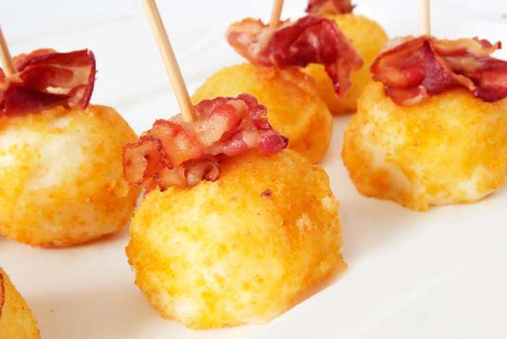 Comida Alemã: Kartoffelklösse