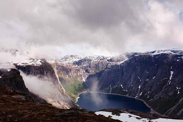 Quais os fiordes mais bonitos da Noruega?