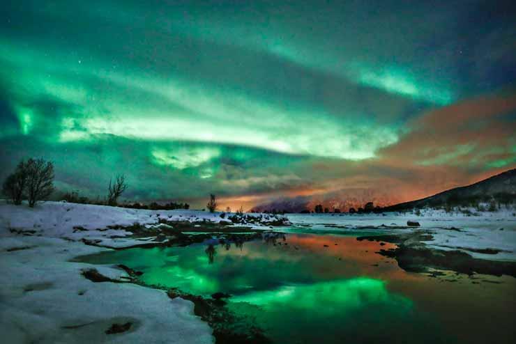 O que são os fiordes noruegueses?