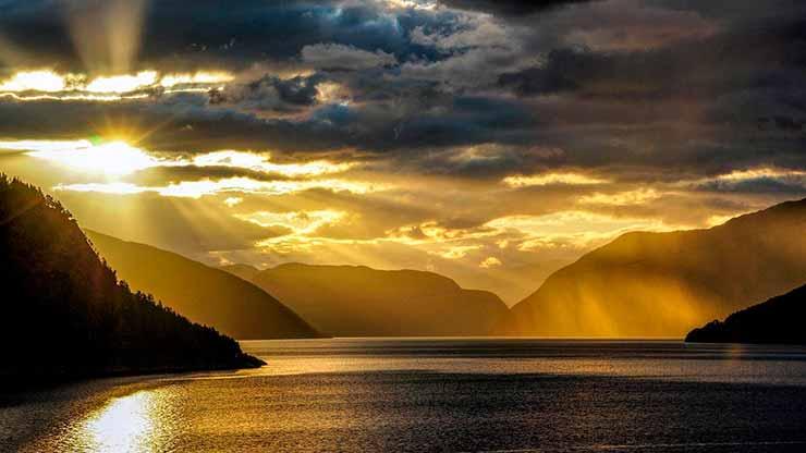 Fiordes Noruega