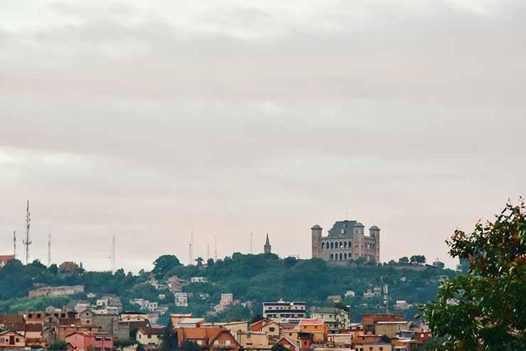 Conhecer Antananarivo