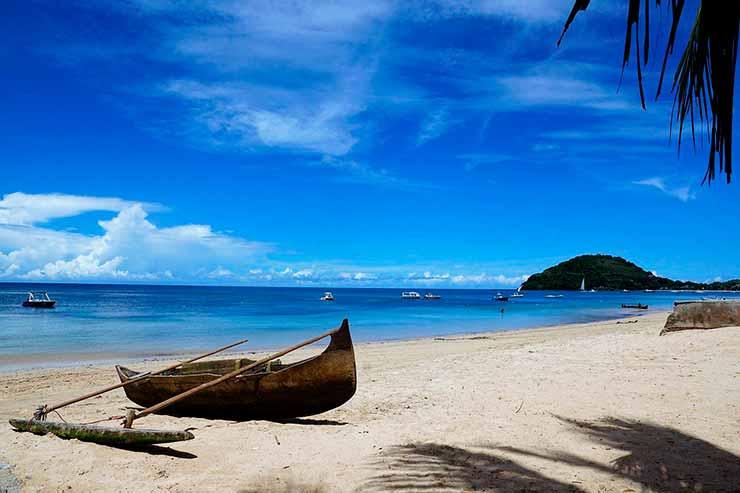 Outras ilhas em Madagascar