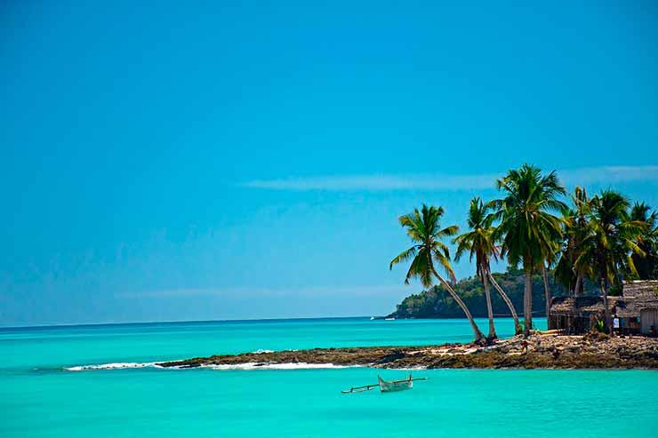 Quanto custa ir para ilha de Madagascar?