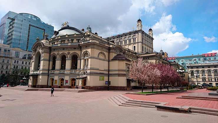 Ópera Nacional da Ucrânia