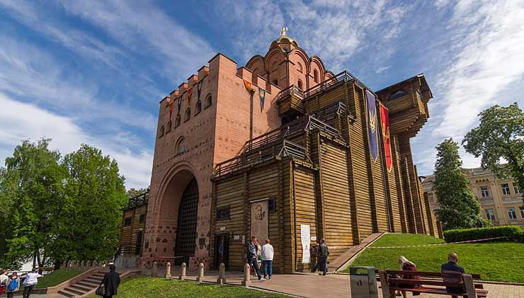 Portão Dourado de Kiev