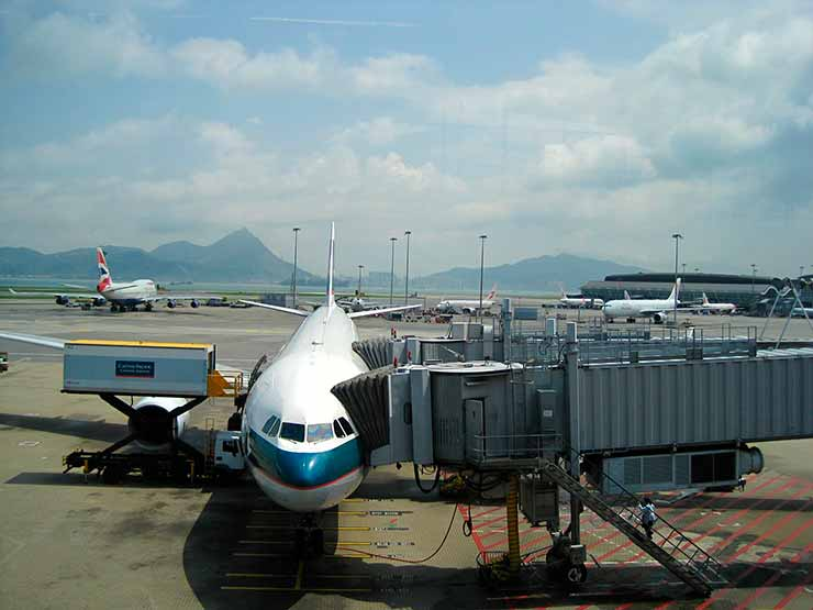 Aeroporto Internacional Hong Kong