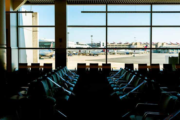 Qual é o maior aeroporto do mundo?
