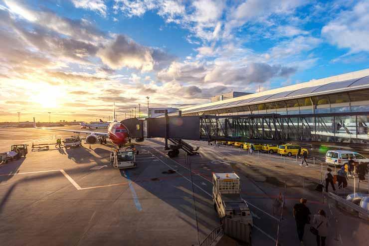 Maiores aeroportos do mundo