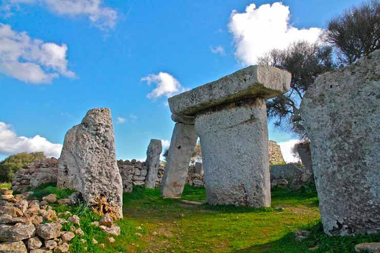 Sítios arqueológicos de Menorca