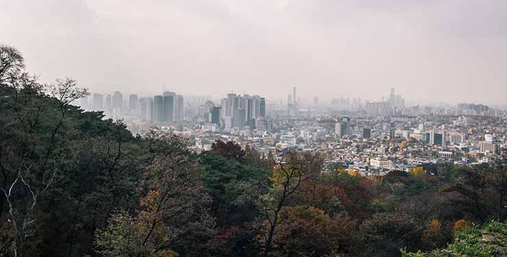 Como funciona a moeda da Coreia do Sul?