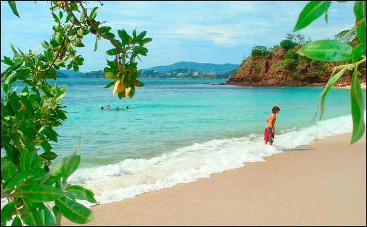 Praia de Conchal, Guanacaste