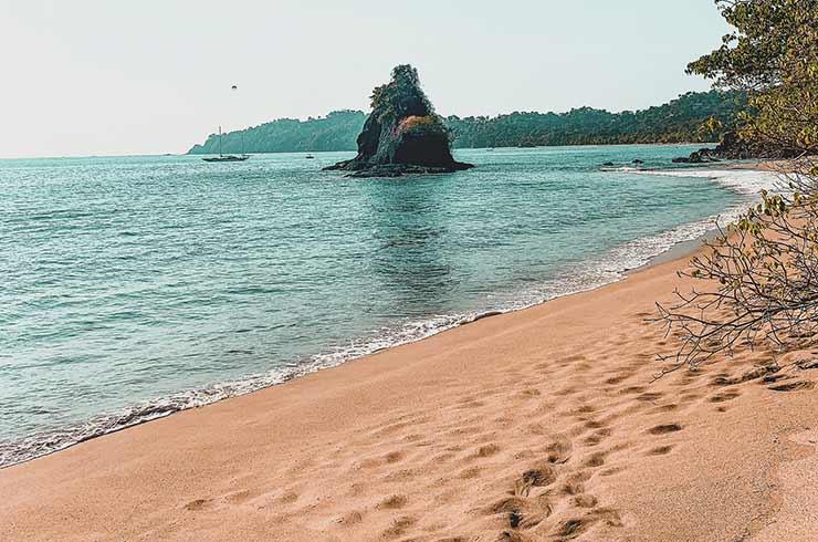 Quais são as praias da Costa Rica para surf?