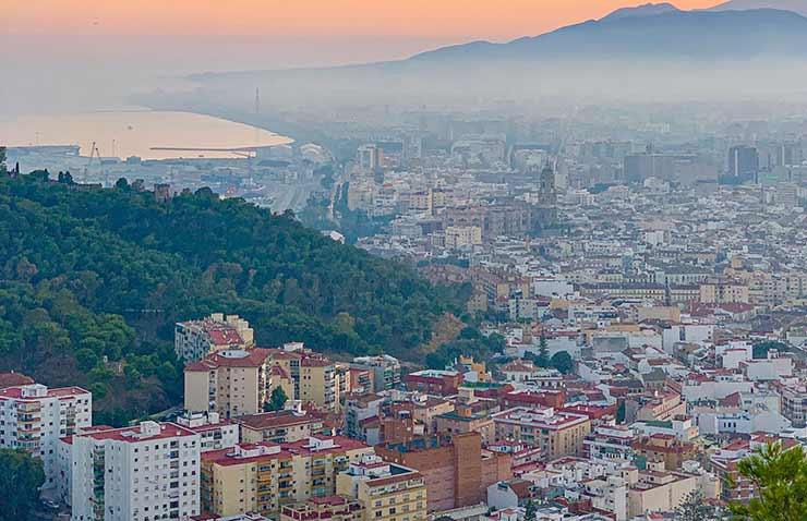 Centro Histórico Ronda Málaga