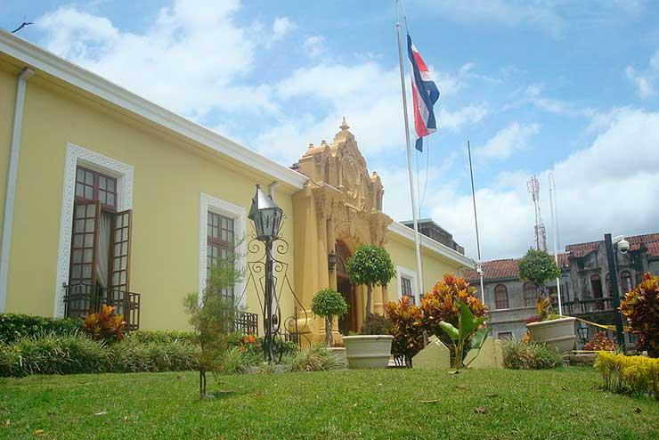 Casa Amarilla San José